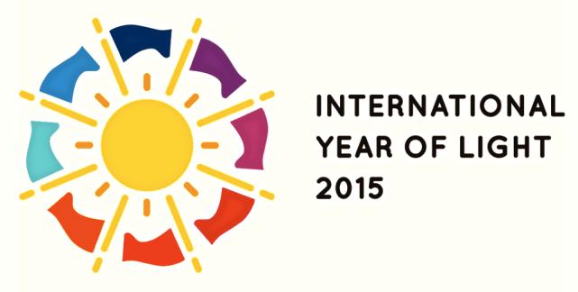 2015 Jahr des Lichts