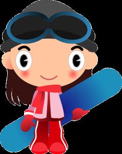 snowboarderin-girl