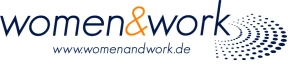 Logo women and work